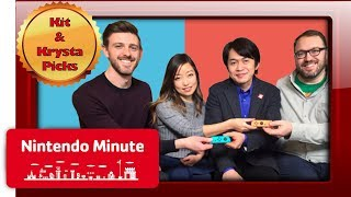 5 Things You May Not Know About Nintendo Switch – Nintendo Minute