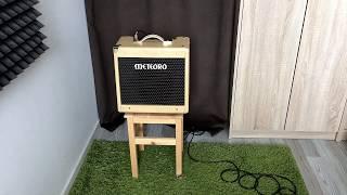 Harmonica Amplification - Meteoro MSD15 Harp Blues Amp