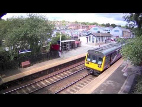 Horsforth Railway Station 2014 Compilation, Leeds, West Yorkshire, England