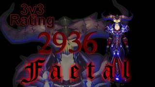 World of warcraft Swifty Duels vs Warlocks ft Faetal