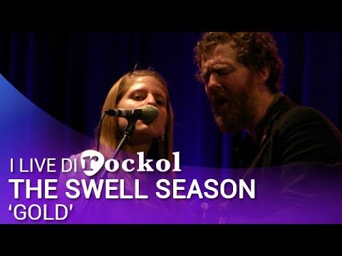 """The Swell Season - """"Gold"""" E """"What Happens When The Heart Just Stops"""" (Live, Milano, 7/2/2010)"""