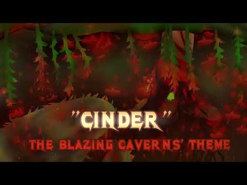 """Terraria: Reality Mod   """"Cinder"""" (Theme Of The Blazing Caverns)"""