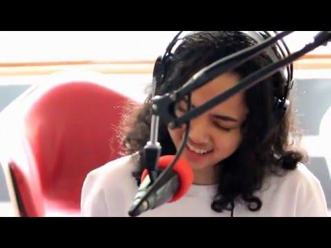 Sandhy Sondoro ft Wizzy - Cinta Cinta Cinta (live on Bens Radio)