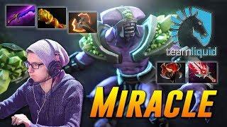 Miracle Faceless Void [CHRONO MASTER] Dota 2