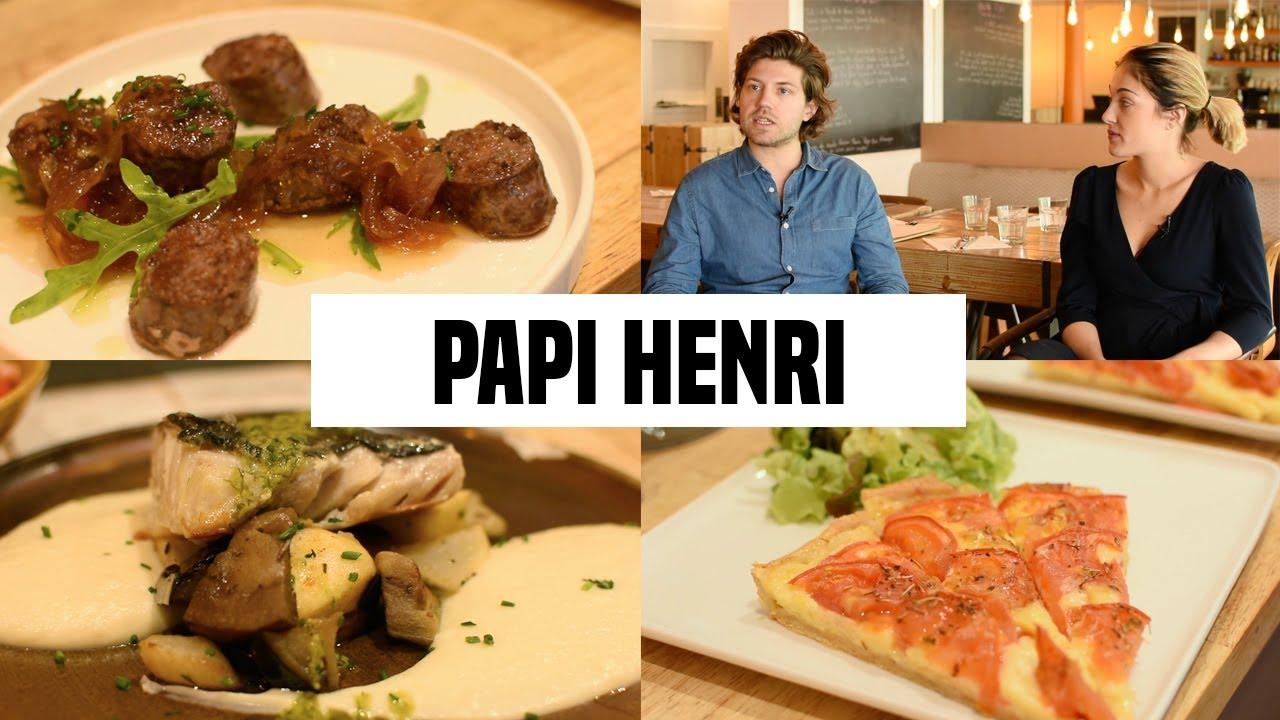 Papi Henri - Une affaire de famille - PARIS 17
