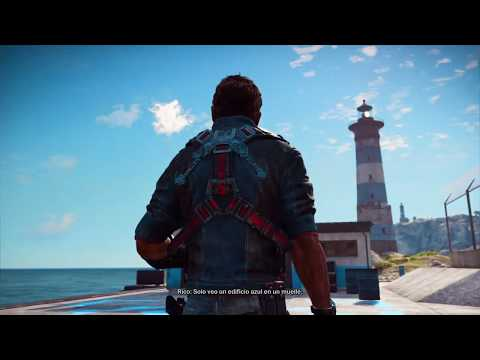 Just Cause 3 Una reacción Terrible *3