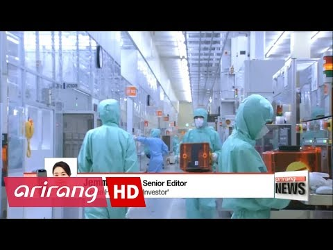 Korean Semiconductor Sales Forecast To Hit Record High This Year