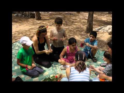 Neve Shalom-Wahat Al Salaam 2012, Second Grade.wmv