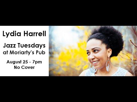 Jazz Tuesdays with Lydia Harrell, Corey Kendrick, Joe Vasquez, and Jeff Shoup (8/25/15)