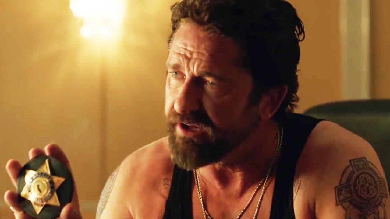 Den of Thieves Trailer 2017 Movie 2018 Gerard Butler ...