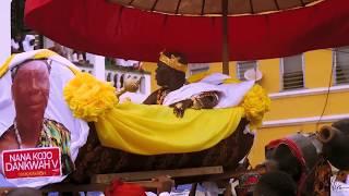 Travel to #Ghana to experience the greatest celebration, #FetuAfayhe #YearofReturn