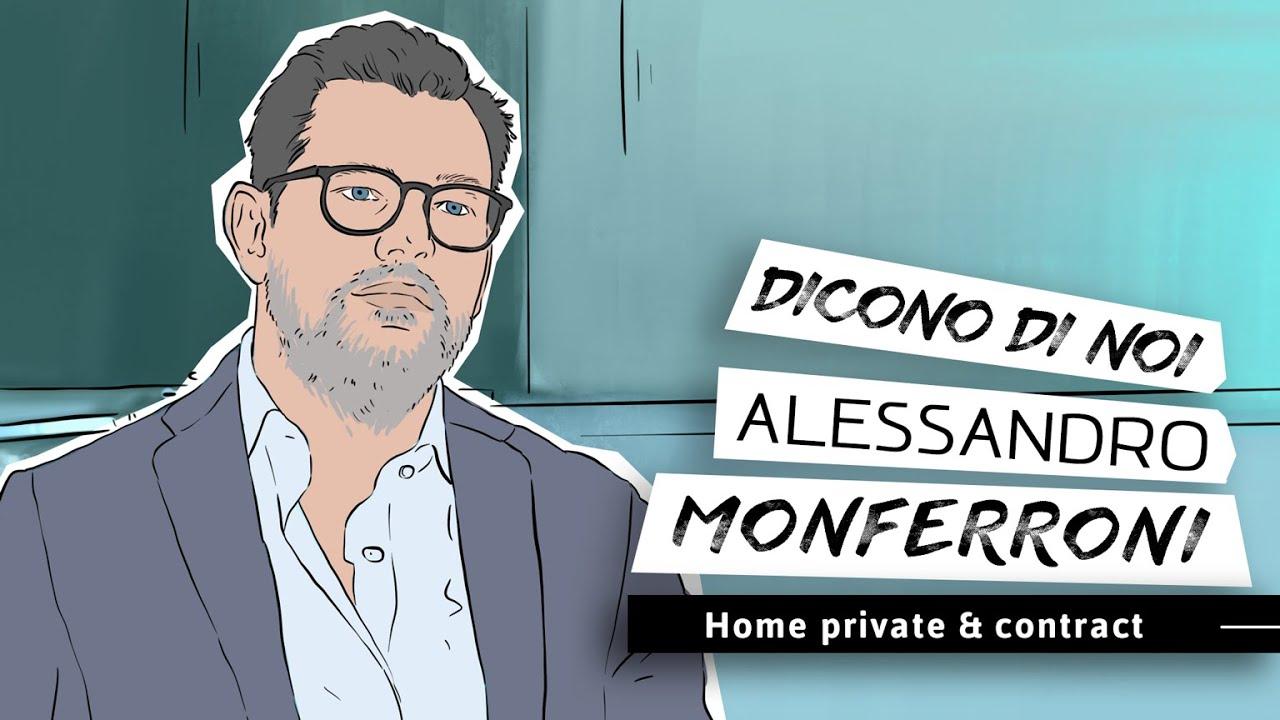 Stile Libero Agenzia - Dicono di Noi - Alessandro Monferroni