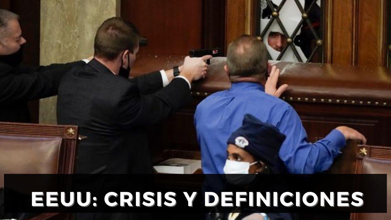 EEUU: Crisis y Definiciones | Humberto González En Vivo | Repúblicos TV