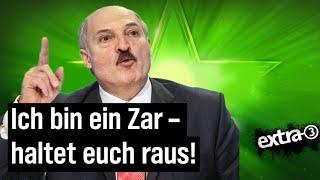 Lukaschenko hat Belarus weiter fest im Griff