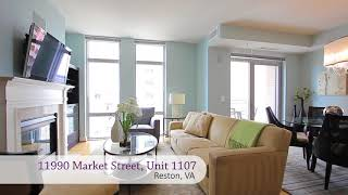 Unit 1107  | 11990 Market Street Reston VA 20190