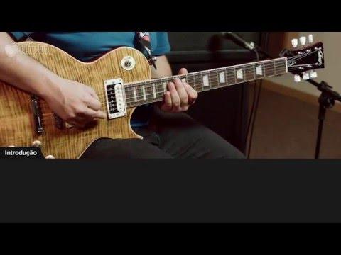 Sweet Child O' MineGuns N' Roses aula de guitarra HD