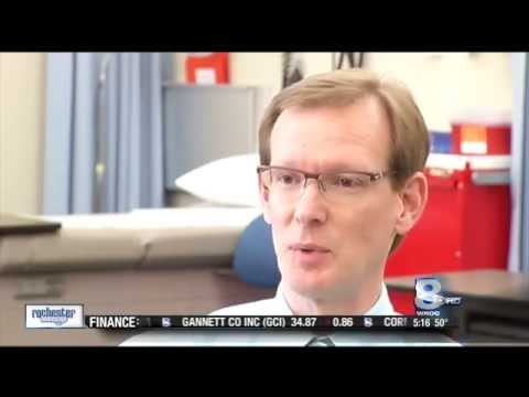 RIT on TV: RIT professor creates organization to help with Ebola crisis