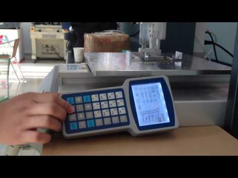 ZhuoMao Silicone Epoxy Resin Liquid Glue Paste Dispenser Machine Teach Pendant Programmer Tutorial