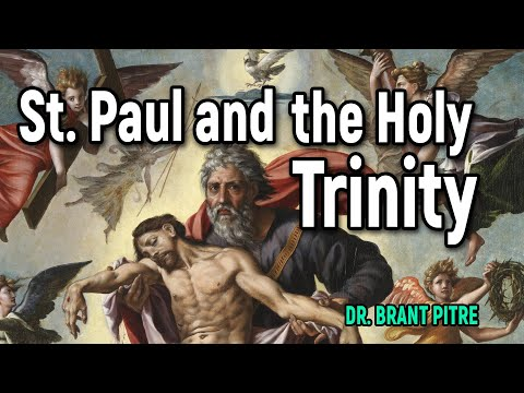 Most Holy Trinity in Paul
