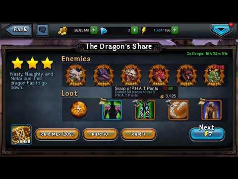 Dragon Soul [Cyan Moon Drake] Karaoke King is the Best hero + Lucky Chests.