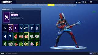 *TRADING // SELLING* FORTNITE ACCOUNT // 40+ SKINS // MAX BATTLE PASS SEASON 2 AND SEASON 3 //