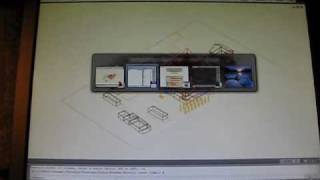Autocad Monometric View-cavalier Perspective And Acute-cabinet Projection