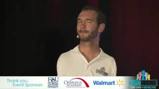 Nick Vujicic - Life Without Limbs - Live from Ocoee High School