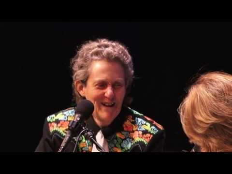 Temple Grandin on anger and crying