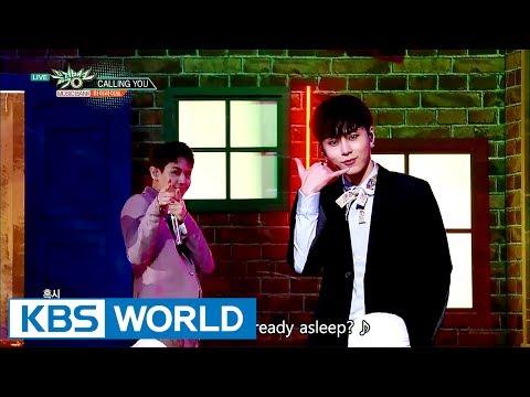HIGHLIGHT (하이라이트) - CALLING YOU [Music Bank COMEBACK / 2017.06.09]
