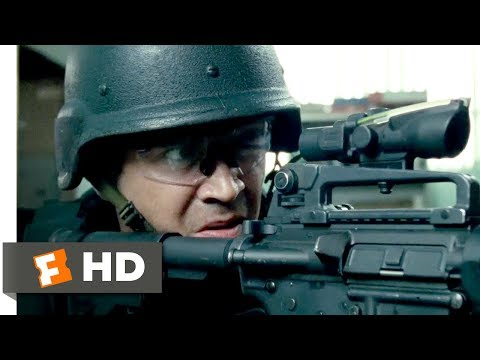 S.W.A.T. (2003) - Bank Robbery Assault Scene (1/10) | Moviec