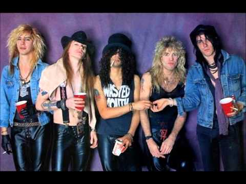 Guns N Roses - Since I don't have you