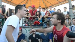 ENRIK vs KELON (BATALLÓN) - 16AVOS - RAP N' ACCIÓN BATTLE