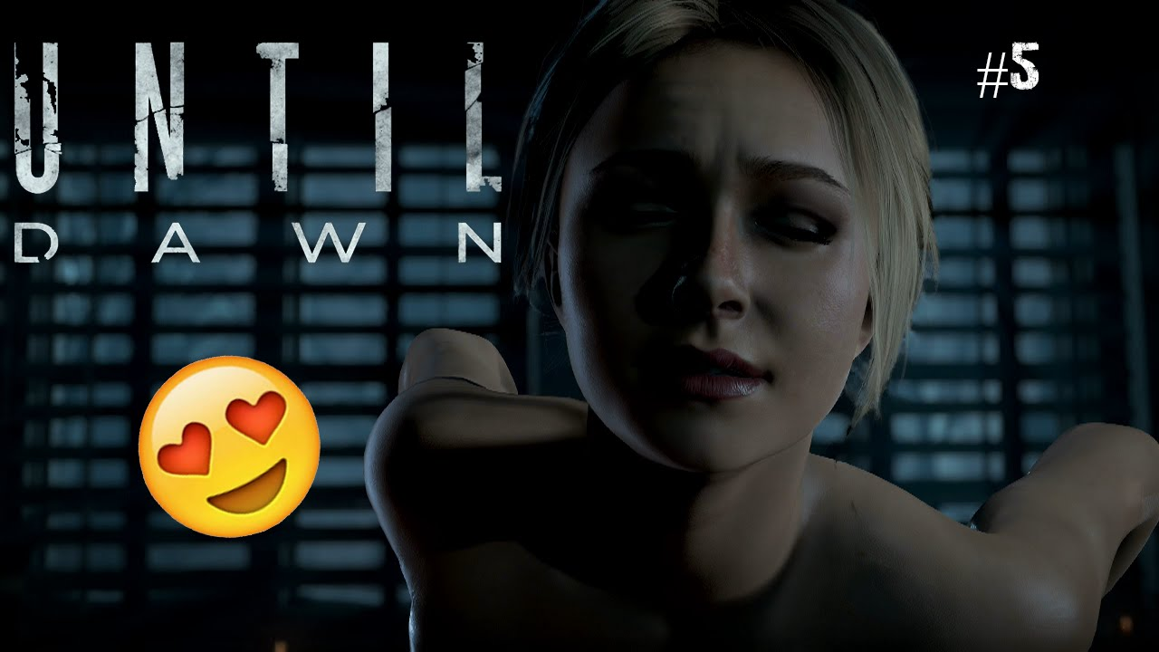 Naked Time Until Dawn 5 Youtube