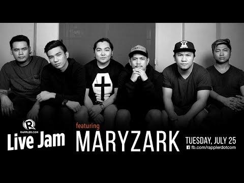 Rappler Live Jam: Maryzark