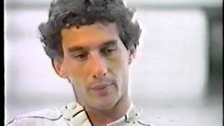 Ayrton Senna Entrevista da Frase Motivacional Completa Parte 4