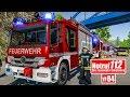 NOTRUF 112 #84: LKW-BRAND mit perfekter Rettungsgasse! I Feuerwehr-Simulation