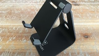 Lamicall A1 Cell Phone Stand Review