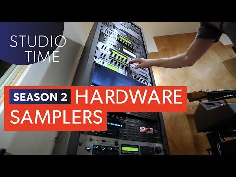 Hardware Samplers - Studio Time: S2E10