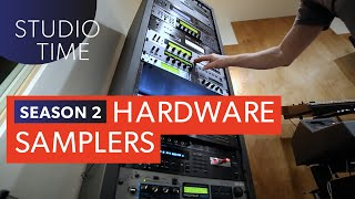 Hardware Samplers - Studio Time: S2E10
