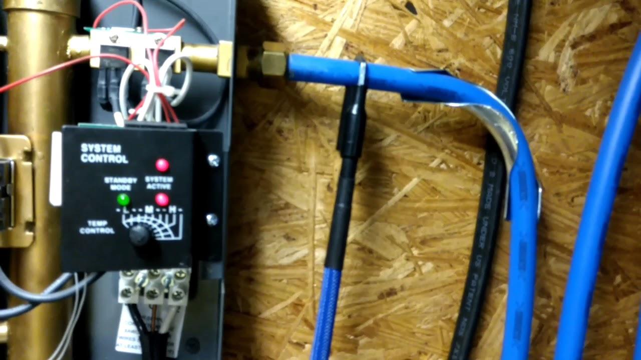 Rheem Ecosense Tankless Electric Water Heater Not Working