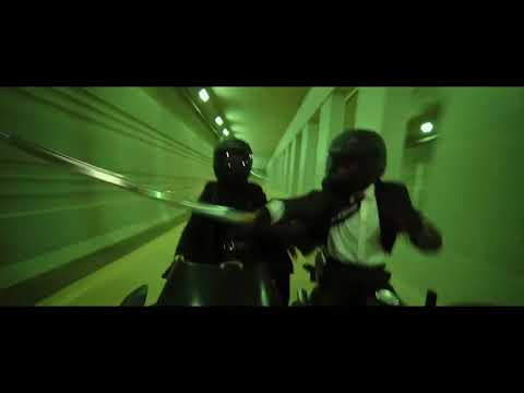 AK-NYEO The Villainess motorcycle chase fight scene