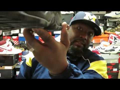 ad7f806c408e Keepin it OG Vol 4 1994 Nike Air Darwin Low Review - YouTube