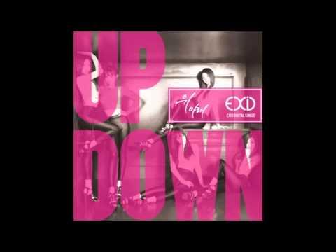 [ Rong ] EXID (이엑스아이디) - UP DOMN (위아래) 고화질 듣기