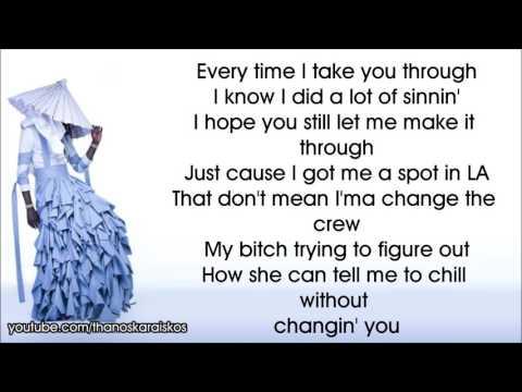 Young Thug - Harambe (Lyrics)
