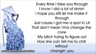 Young Thug - Harambe (Lyrics)