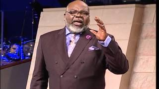TD Jakes - Defying the Urge to Quit Part 1
