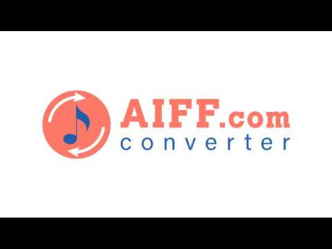 Easy AIFF to MP3 conversion