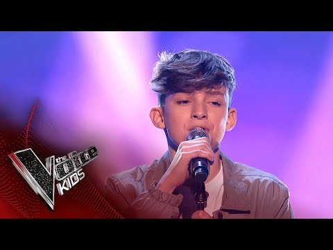 MykeeD Performs 'Opportunity': Blinds 4  The Voice Kids UK 2018