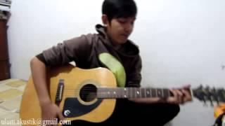 Ulum Belajar Gitar : Dewa 19 - Dua Sejoli