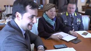 Potenza. Vertice sicurezza in Prefettura col sottosegretario all'Interno, Carlo Sibilia